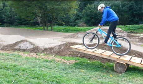 Mountainbike & eBike Übungsparcours Trailpark Northshore