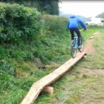 E Mountainbike Trail Parcours Meschede Trailpark 39