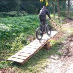 E Mountainbike Trail Parcours Meschede Trailpark 43