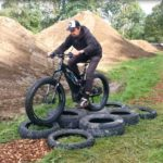 E Mountainbike Trail Parcours Meschede Trailpark 45