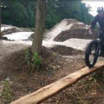 E Mountainbike Trail Parcours Meschede Trailpark 46