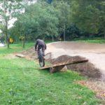 E Mountainbike Trail Parcours Meschede Trailpark 47