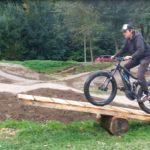E Mountainbike Trail Parcours Meschede Trailpark 48