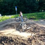 Mountainbike Park Meschede Turbomatik Pumptrack Biketrails 053