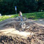 Mountainbike Park Meschede Turbomatik Pumptrack Biketrails 053