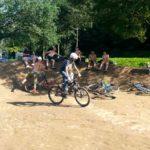 Mountainbike Park Meschede Turbomatik Pumptrack Biketrails 055