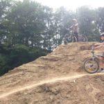 Mountainbike Park Meschede Turbomatik Pumptrack Biketrails 061
