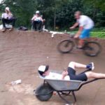 Mountainbike Park Meschede Turbomatik Pumptrack Biketrails 069