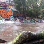 Skatepark Hamburg Rote Flora Bowl Bmxpark 28