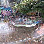 Skatepark Hamburg Rote Flora Bowl Bmxpark 29