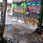 Skatepark Hamburg Rote Flora Bowl Bmxpark 33