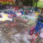 Skatepark Hamburg Rote Flora Bowl Bmxpark 35