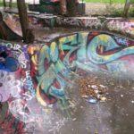 Skatepark Hamburg Rote Flora Bowl Bmxpark 36