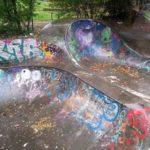 Skatepark Hamburg Rote Flora Bowl Bmxpark 37
