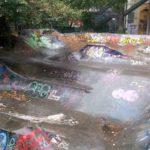 Skatepark Hamburg Rote Flora Bowl Bmxpark 38