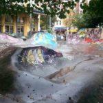 Skatepark Hamburg Rote Flora Bowl Bmxpark 39