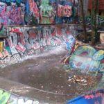 Skatepark Hamburg Rote Flora Bowl Bmxpark 40