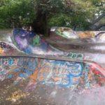 Skatepark Hamburg Rote Flora Bowl Bmxpark 44
