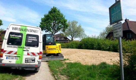 Pumptrack Hildesheim | BMX- & MTB- Kinderspielplatz