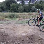 Mountainbike Trail Building Hometrail Bikepark Finnentrop 55