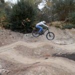 Dirtpark Ahaus Bikepark Pumptrack Double Fully