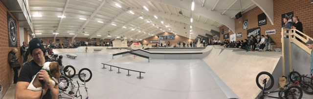 spotcheck: BMX Oldenburg – Skatehalle, BMX Park, freedombmx Awards