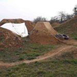 Schanzenfeld Hungen Dirtpark Hessen Mtb Schanze 19