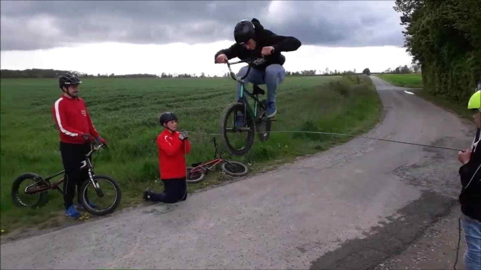 Bikepark Workshop Anröchte mit Matthias Dettki, Daniel Rall & Tim Monforte