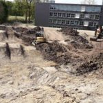 Dirtpark Gymnasium Neuenkirchen Pumptrack Schule Mountainbike Ag 08
