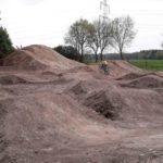 Dirtpark Gymnasium Neuenkirchen Pumptrack Schule Mountainbike Ag 27