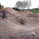 Dirtpark Gymnasium Neuenkirchen Pumptrack Schule Mountainbike Ag 29