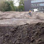 Dirtpark Gymnasium Neuenkirchen Pumptrack Schule Mountainbike Ag 32