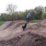 Dirtpark Gymnasium Neuenkirchen Pumptrack Schule Mountainbike Ag 33