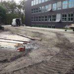 Dirtpark Gymnasium Neuenkirchen Pumptrack Schule Mountainbike Ag 36