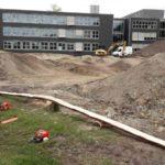 Dirtpark Gymnasium Neuenkirchen Pumptrack Schule Mountainbike Ag 48