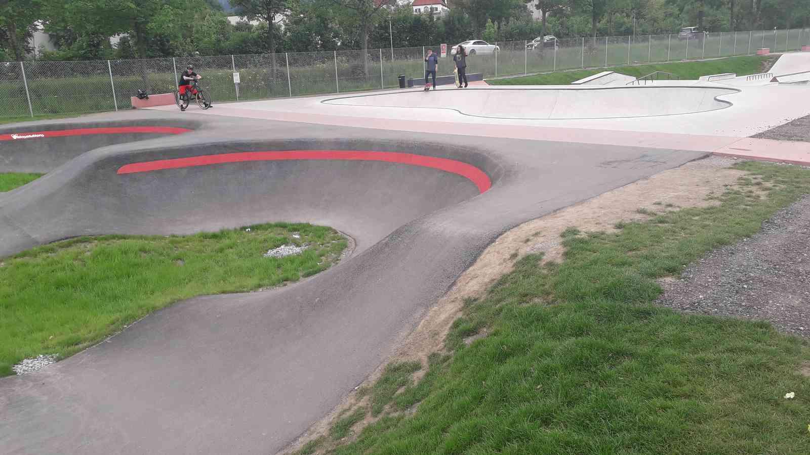 Skate Bikepark Fuessen Pumptrack Bauen Kosten Preise 17
