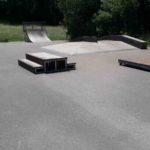 Skatepark Poettmes Aichach Bayern 2
