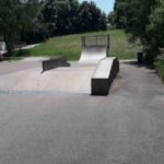 Skatepark Poettmes Aichach Bayern 3