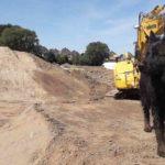 BMX Strecke Selm MTB Pumptrack Planung 10