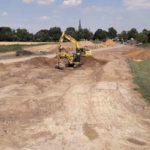 BMX Strecke Selm MTB Pumptrack Planung 27
