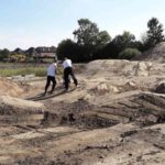 BMX Strecke Selm MTB Pumptrack Planung 30