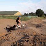 BMX Strecke Selm MTB Pumptrack Planung 42
