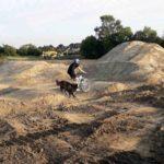 BMX Strecke Selm MTB Pumptrack Planung 43