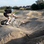 BMX Strecke Selm MTB Pumptrack Planung 46