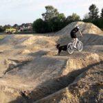 BMX Strecke Selm MTB Pumptrack Planung 47