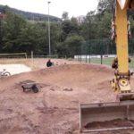 Bikepark Lennestadt MTB Kicker Pumptrack OE 16
