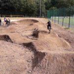 Bikepark Lennestadt MTB Kicker Pumptrack OE 26
