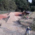 Bikepark Lennestadt MTB Kicker Pumptrack OE 49