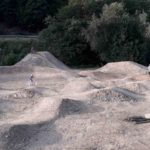 Bikepark Lennestadt MTB Kicker Pumptrack OE 55