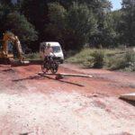 Bikepark Lennestadt MTB Kicker Pumptrack OE 72